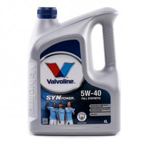 SynPower 5W-40 (4 liter)